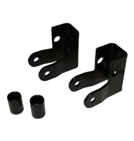 FORD TRANSIT 2013-PRESENT REAR HIGH CLEARANCE SHOCK EXTENSION BRACKETS