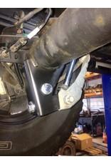VAN COMPASS ™ FORD TRANSIT 2013+  Hinterachs-Stoßdämpferhalter für erhöhte Bodenfreiheit (5,1 cm)