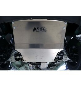 Mercedes Sprinter 906 4x4 protection for engine /skid plate 8 mm Alu