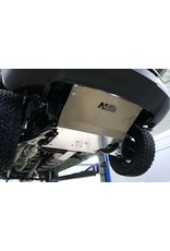 Mercedes Sprinter 906 4x4 Unterfahrschutz Motor Alu 8 mm