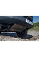 N4 Aluminium-skid plate /engine protection for Mercedes Sprinter 907 4x4