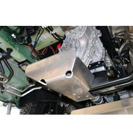 Mercedes Sprinter 906 4x4 Ski de protection Boite de transfert alu 8mm