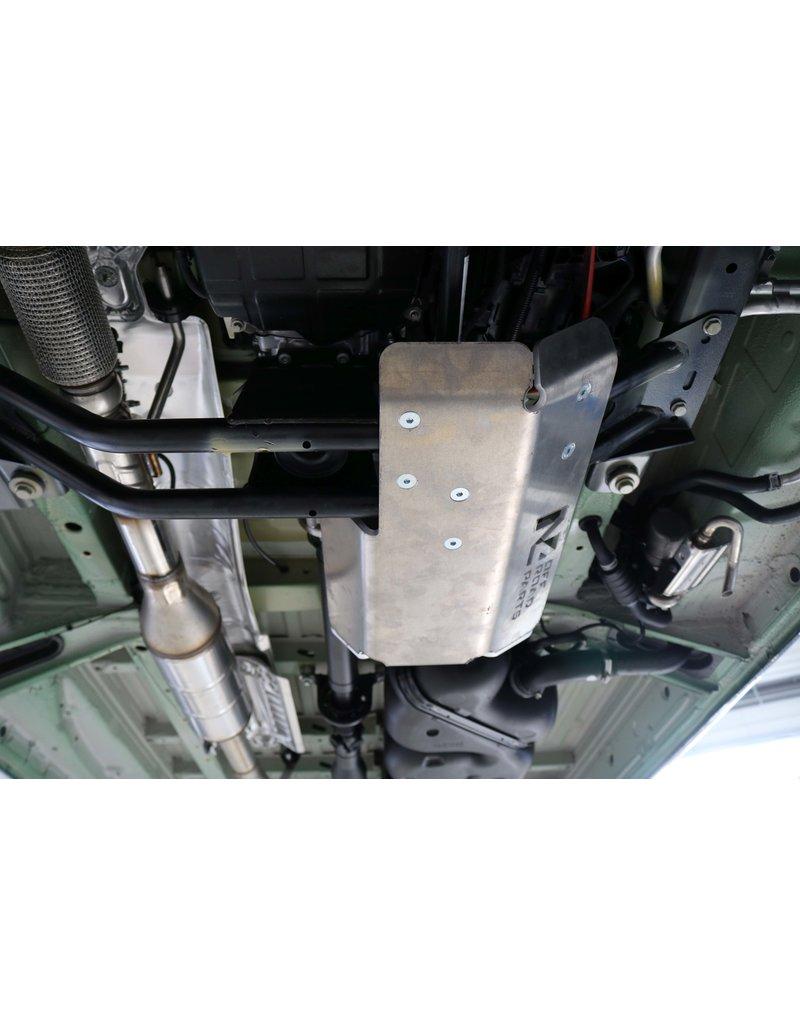 Mercedes Sprinter 906 4x4 Unterfahrschutz Verteilergetriebe Alu 8 mm