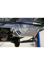 Mercedes Sprinter 907 4x4 Aluminium-protection/ skid plate for differentiel