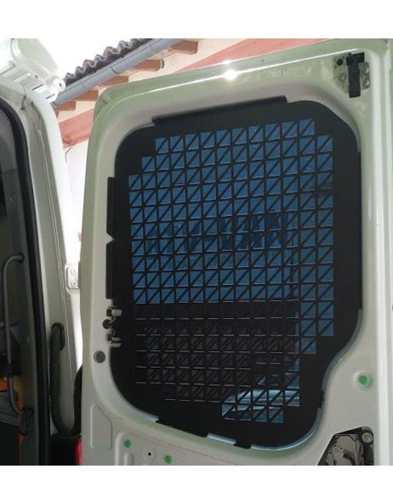 Scheibenschutzgitter / Fensterschutzgitter / Taschenhalterung für Mercedes Sprinter 906/Crafter 2006-2017