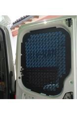 Scheibenschutzgitter / Fensterschutzgitter / Taschenhalterung für VW Crafter / MAN TGE 2017+