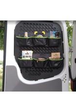 Scheibenschutzgitter / Fensterschutzgitter / Taschenhalterung für Peugeot Boxer Fiat Ducato Citroen Jumper
