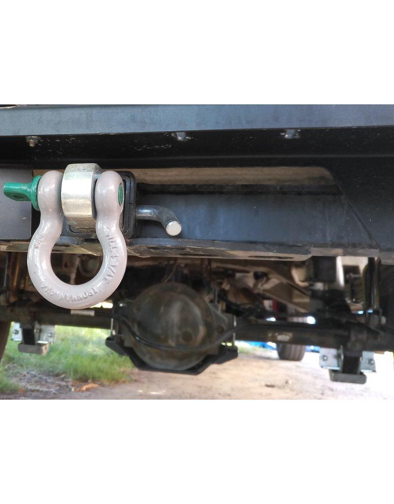 Original Anhängerkupplung US Version mit Vierkantaufnahme -  US receiver hitch für Sprinter 907