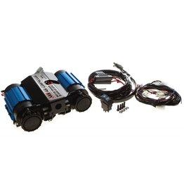 ARB Maximum Performance Twin on-Board Air Kompressor - 12 Volt, mit Kabel und Standardhalter