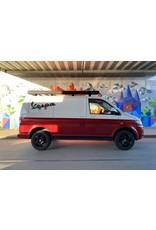 EIBACH VW T5 / 6 CALIFORNIA PRO LIFT KIT + 35 mm HÖHERLEGUNGSSET MIT 4 VERSTÄRKTEN EIBACH FEDERN + 35 MM FÜR VW VOLKSWAGEN T5 T6 CALIFORNIA