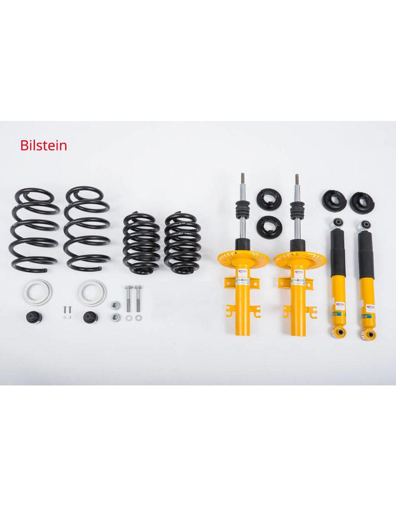 """VW T6 SEIKEL/BILSTEIN """"Desert"""" lift kit for front-wheel drive"""