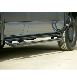 Aluminess Sprinter 906/907 Nerfbars, side rails with optional tread plates