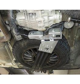 Kit de modification du panier de roue de secours pour les roues off-road