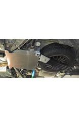 Reserveradhalterungs-Modifikationskit für größere Offroad-Räder