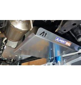 6 mm alu  - Blindage de réservoir AdBlue® pourVW CRAFTER / MAN TGE 4X4 2019+