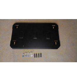 2 mm Stahl Motor Unterfahrschutz für Mercedes Benz Vito/ Viano 639 2WD 2.2 CDI & 3.0 CDI