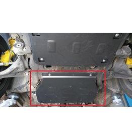 2 mm Stahl Getriebe Unterfahrschutz für Vito/ Viano 639 2WD 2.2 CDI