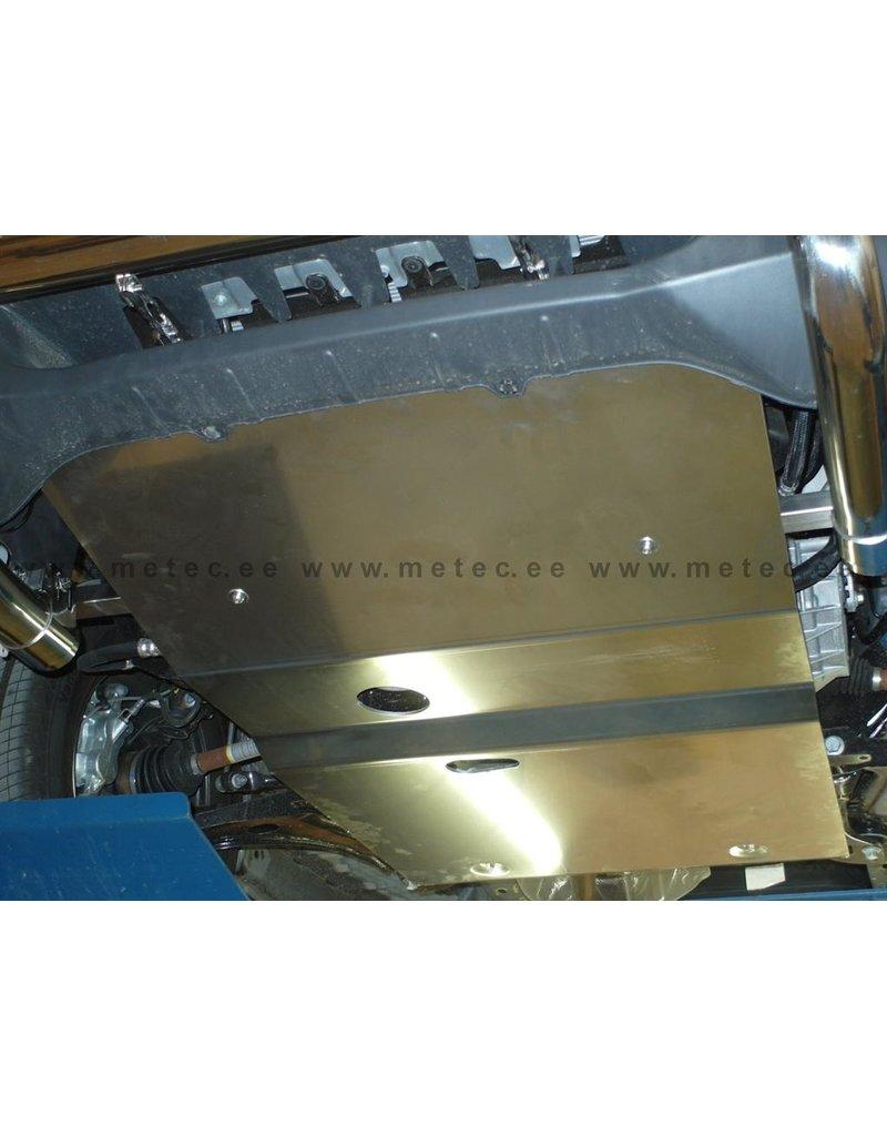 FORD TRANSIT 2019+ Unterfahrschutz Motor 5 mm Aluminium