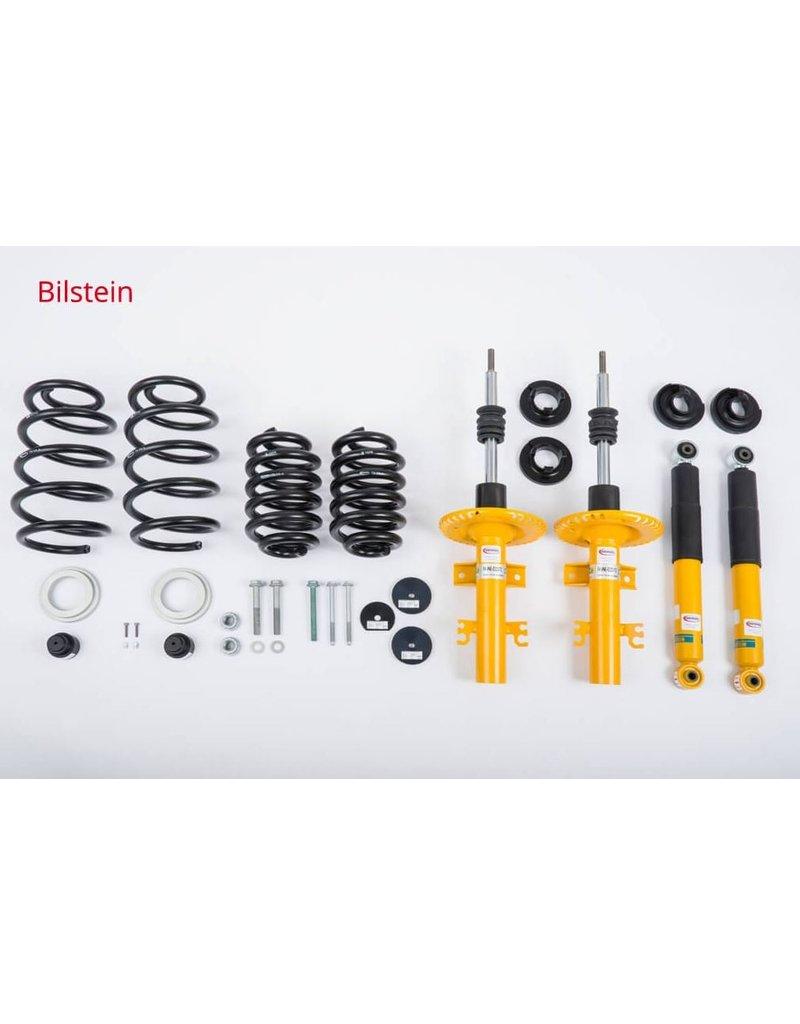 """VW T5 SEIKEL/BILSTEIN """"Desert"""" lift kit for 4Motion"""