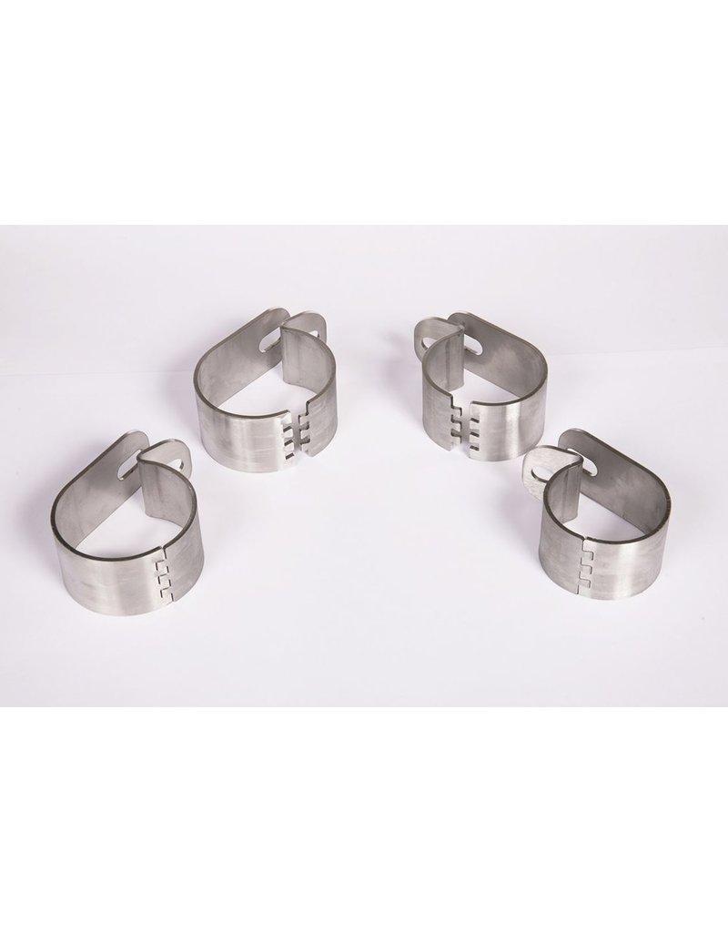 light bracket for bullbar 63 mm