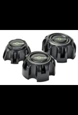 Wheel hub cover for GOSS steel rim
