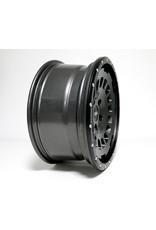 TWIN-MONOTUBE-PROJEKT-AT aluminum rim 8X17 MATT STONE, CONCAVEFOR VW T5, T6, T6.1, AMAROK / ET40 (T6.1 = ET37 incl. 3mm plates), 5x120 / 65