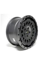 TWIN-MONOTUBE-PROJEKT-AT aluminum rim 8X17 MATT GRANIT, CONCAVE FOR MB 447 / ET40
