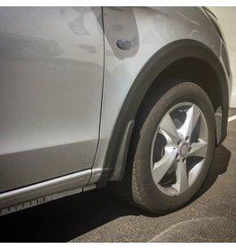 Protection d'ailes /enjoliveurs de passage de roue pour Mercedes 447 Vito/ classe V/ Metris 2014-2019