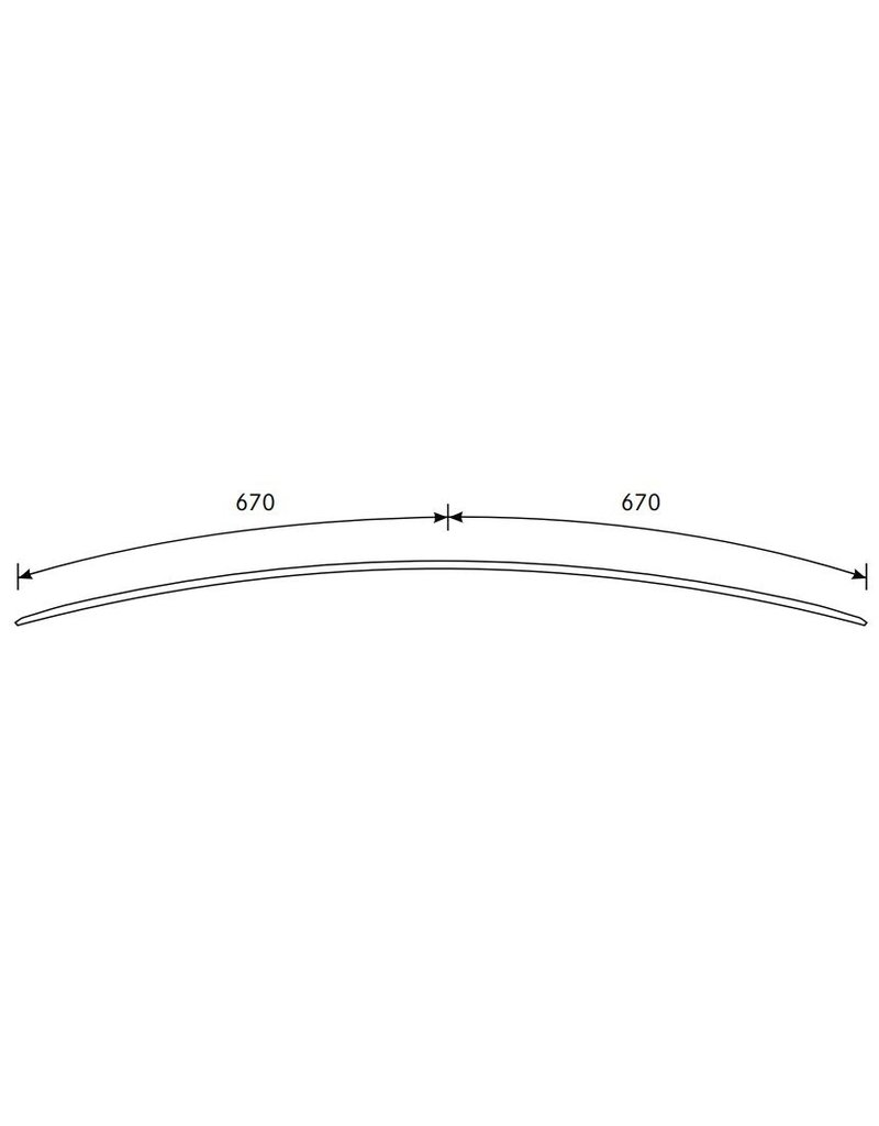 Sprinter 906 VW Crafter I - Heavy duty replacement composite front leaf spring