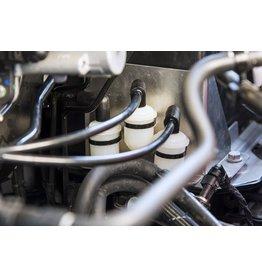 VW Crafter 2017+/MAN TGE erhöhte Entlüftungen für Getriebe-, Differential-,Haldex- und Verteilergetriebe für höhere Wattiefe