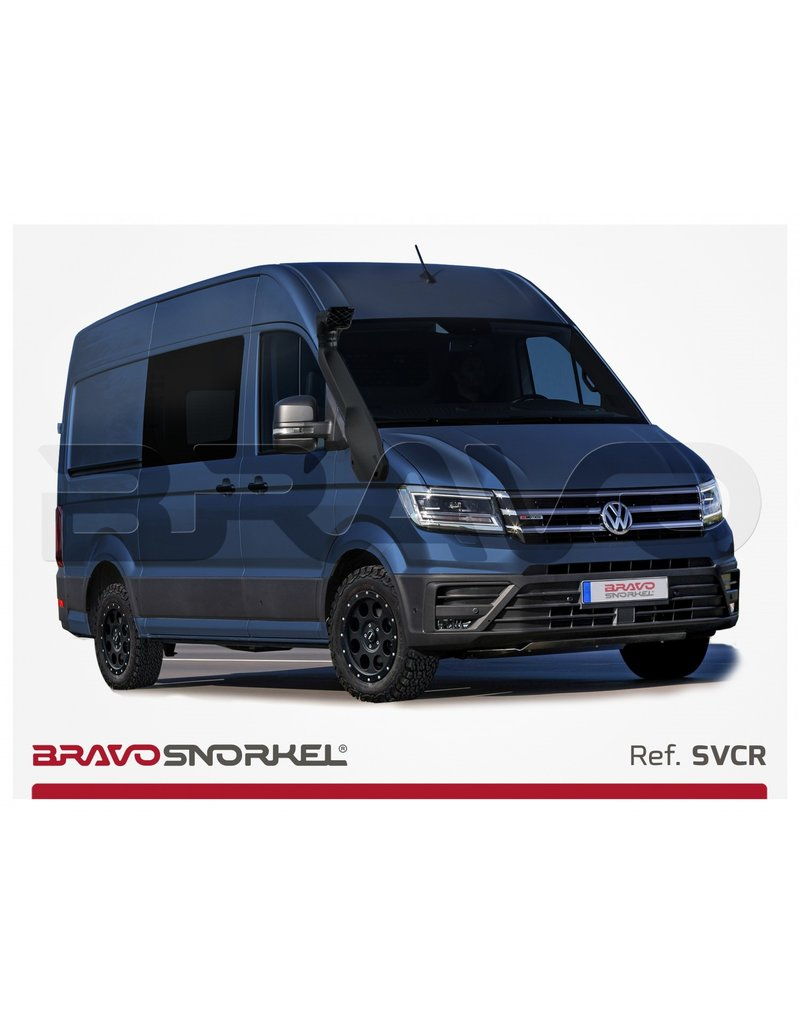 Snorkel for VW Crafter 2017+ /MAN TGE