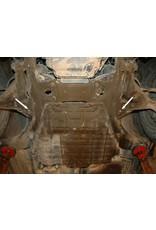 5 mm Aluminium Motor & Getriebe Unterfahrschutz für Mercedes Benz Vito/ Viano 639 2WD 2.2 CDI Automatikgetriebe