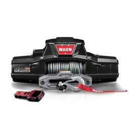 WARN ZEON 12S PLATINUM 12000LB 5.4 t winch with spydura synthetic rope