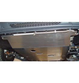blindage moteur en alu 5 mm pour Fiat Ducato III/Citroën Jumper II/Peugeot Boxer II/Ram ProMaster (depuis 2006)