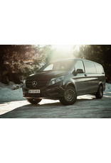 TWIN MONOTUBE PROJECT 30-35mm body lift kit MERCEDES V CLASS W447 2WD