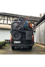 Bikerack for up to 2 bikes