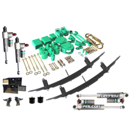 """SPRINTER 907 4WD VS30 - STAGE 6.3 PACKAGE 2"""" LIFT - FALCON 3.3 SHOCKS, FRONT SUMO, STRIKER 4X4 KIT"""