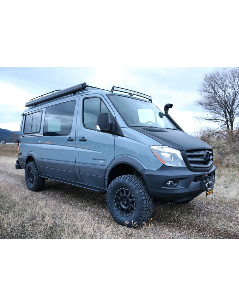 """VAN COMPASS SPRINTER 907 4WD VS30 - STAGE 6.3 PACKAGE 2"""" LIFT - FALCON 3.3 SHOCKS, FRONT SUMO, STRIKER 4X4 KIT"""