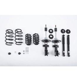 VW T5 SEIKEL/Monroe kit rehausse « Maxi » pour traction avant
