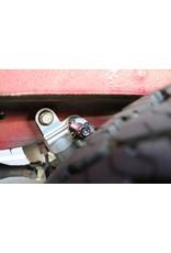 VAN COMPASS FALCON 3.3 SP2 FAST ADJUST Stoßdämpferkit HINTERACHSE mit verstellbarer Dämpfung für Mercedes Sprinter T1N/906/907 2WD Einzelbereifung hinten