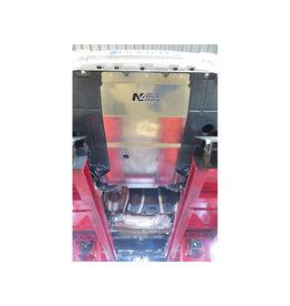 Fiat Ducato /Citroën Jumper/Peugeot Boxer /Ram ProMaster (2014+) blindage moteur/transmission en alu 6 mm