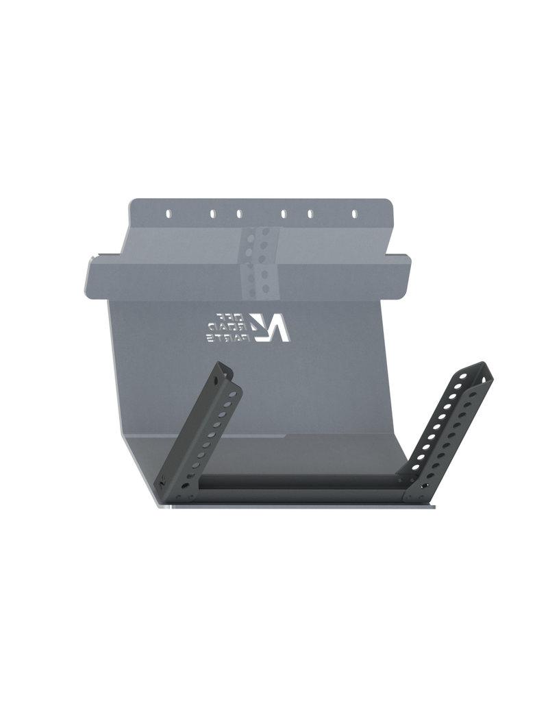 IVECO Daily (07/2014–10/2019) 4x4Motor Unterfahrschutz aus Alu 8 mm