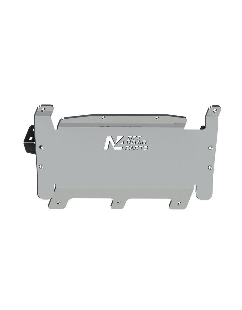 IVECO Daily (2019+) 4x4 Motor Unterfahrschutz aus Alu 10 mm