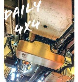 IVECO DAILY 4x4 10/2019+ Ski de protection Boite de transfert alu 10 mm