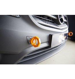 Anneaux de remorquage renforcés , avant , adaptés au Mercedes 447 Vito /classe V