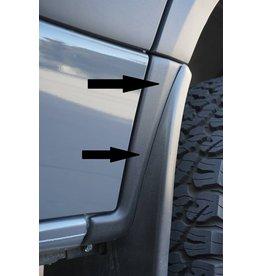 Support de bavette avant pour Sprinter 907 / VS 30 pour utilisation des pneus plus gros