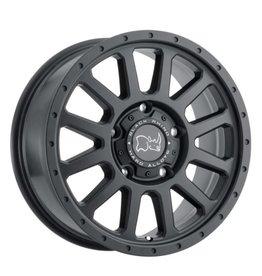 Black Rhino HAVASU 16x7.5 5/130 ET45 CB84.1 , MATTE GUN BLACK, Mercedes Sprinter T1N, Hart-Alufelge