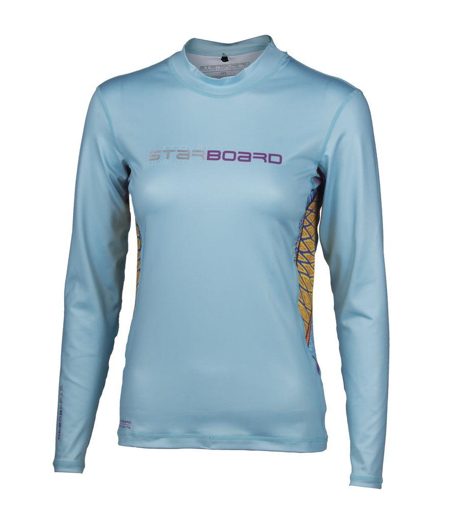 Starboard Starboard Wms long sleeve lycra top