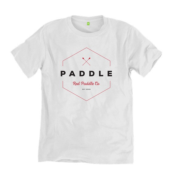 Red Paddle Co Red Paddle co paddle on T-shirt