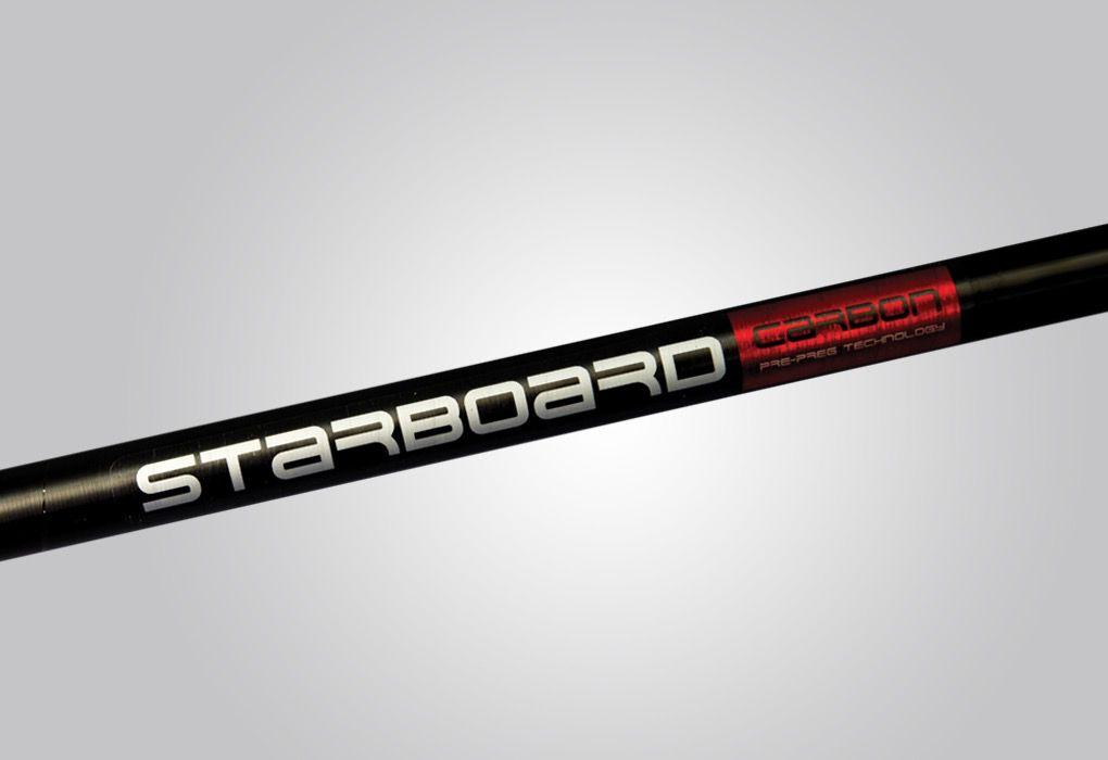 Starboard Starboard Lima Ltd Med carbon balsa Oval S40